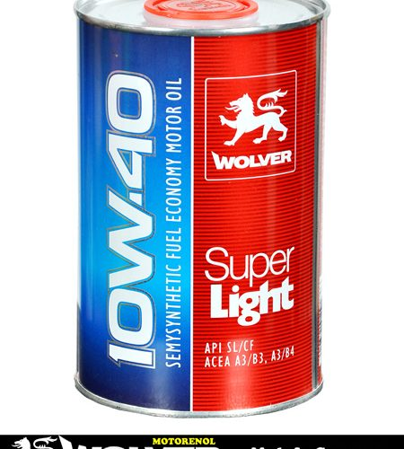 SUPER LIGHT SAE 10W-40 (1L)