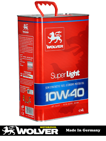 SUPER LIGHT SAE 10W-40