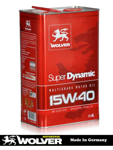 SUPER DYNAMIC SAE 15W-40
