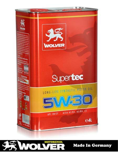 SUPERTEC SAE 5W-30