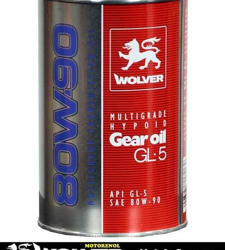 HYPOID GEAR OIL GL-5 SAE 80W-90