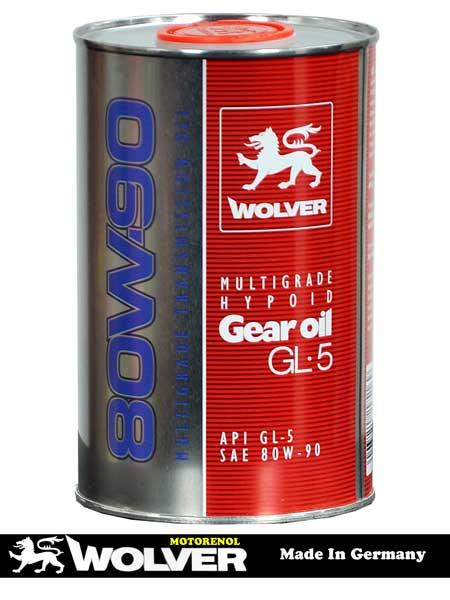 MULTIGRADE HYPOID GEAR OIL GL-5 SAE 80W-90 – GIT Motors