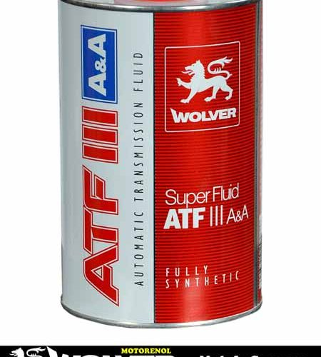Super Fluid ATF III (A&A)