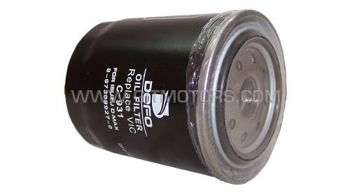 DFO - 1891 oil filter